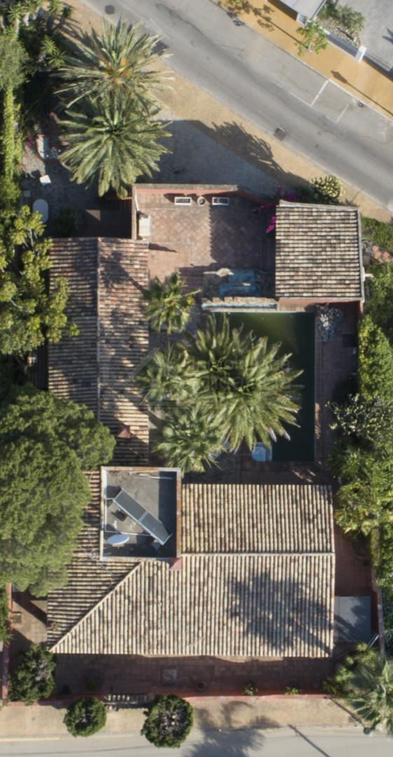 Muy singular villa con encanto en venta en Seghers Estepona