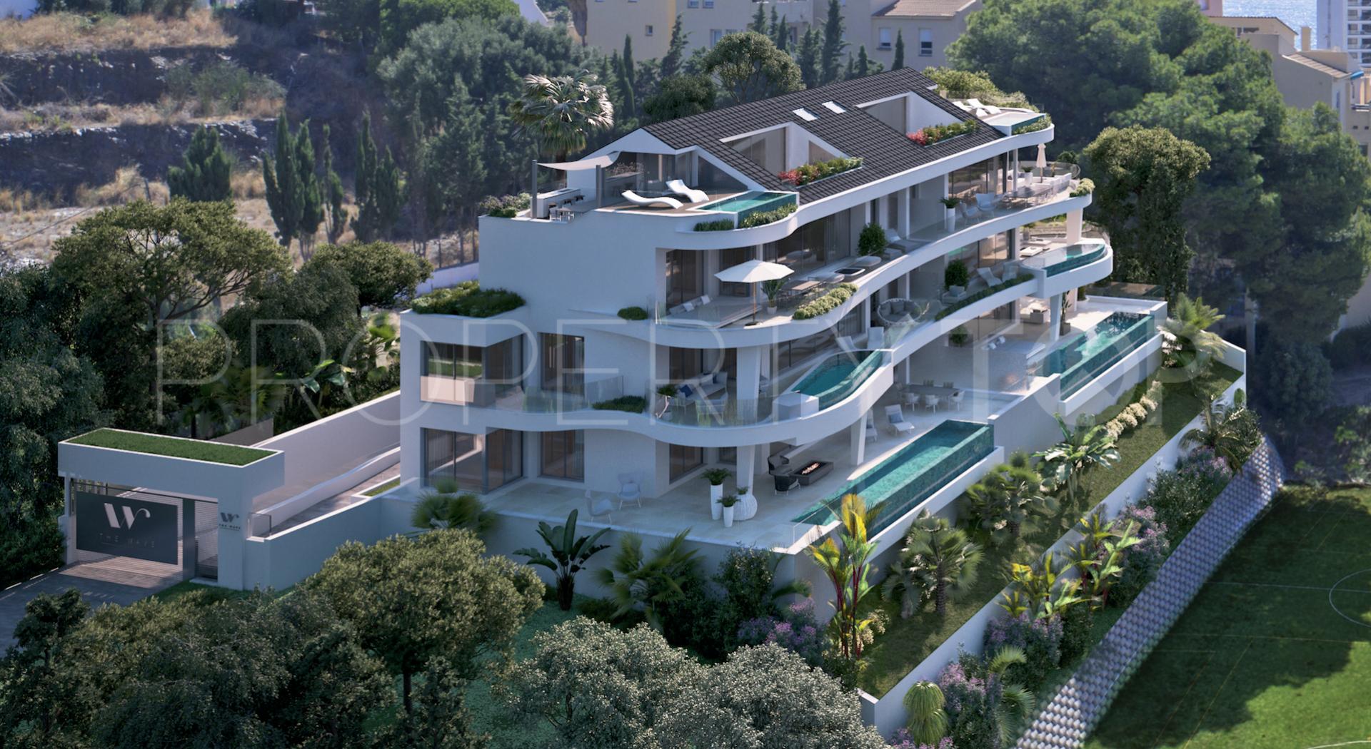 4385cc5f4f4c 3 bedrooms Torrequebrada duplex penthouse