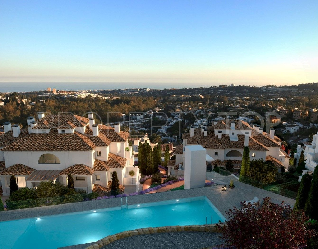 2 bedrooms apartment in nueva andalucia for sale