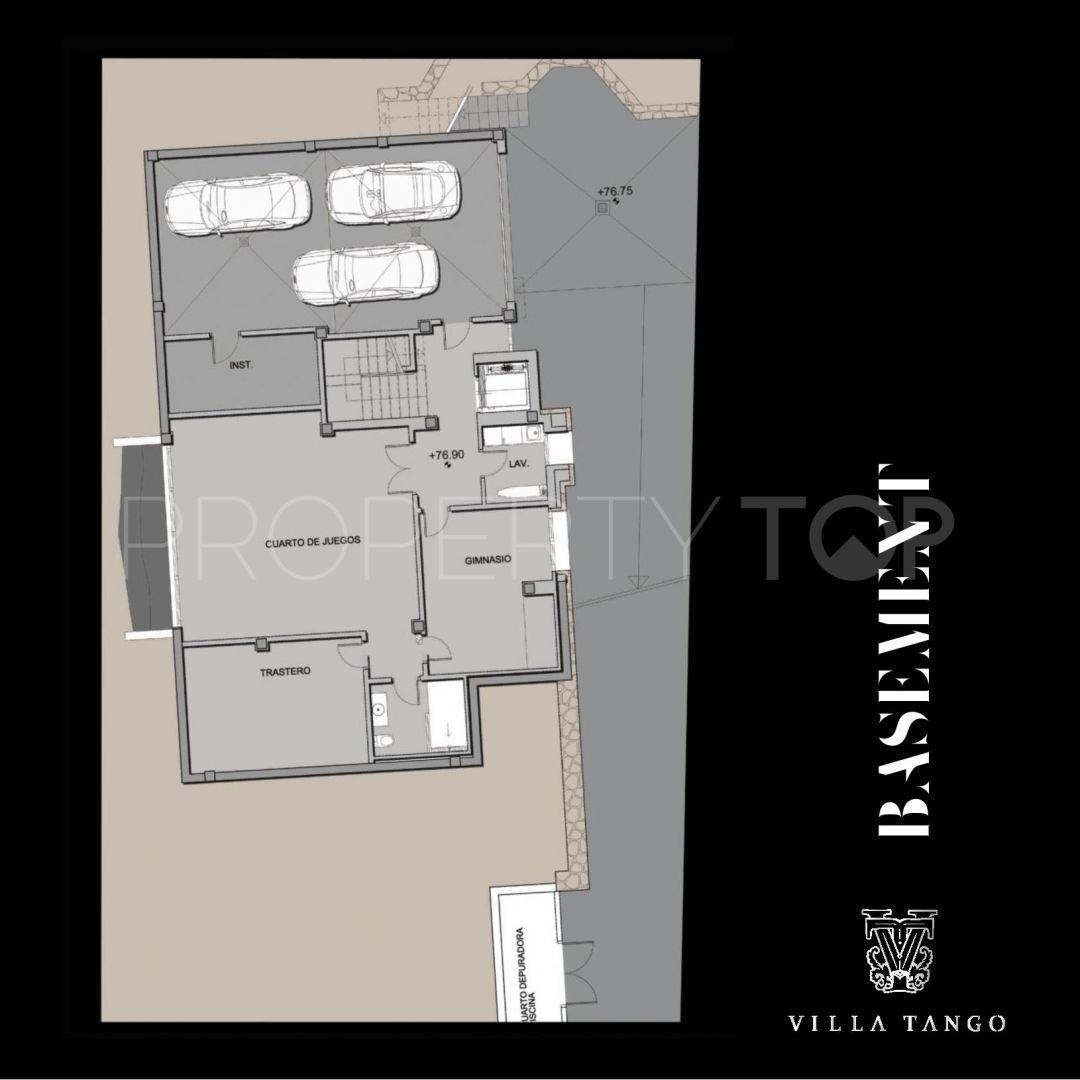 Plot for sale in Nagüeles, Marbella Golden Mile | Bromley Estates