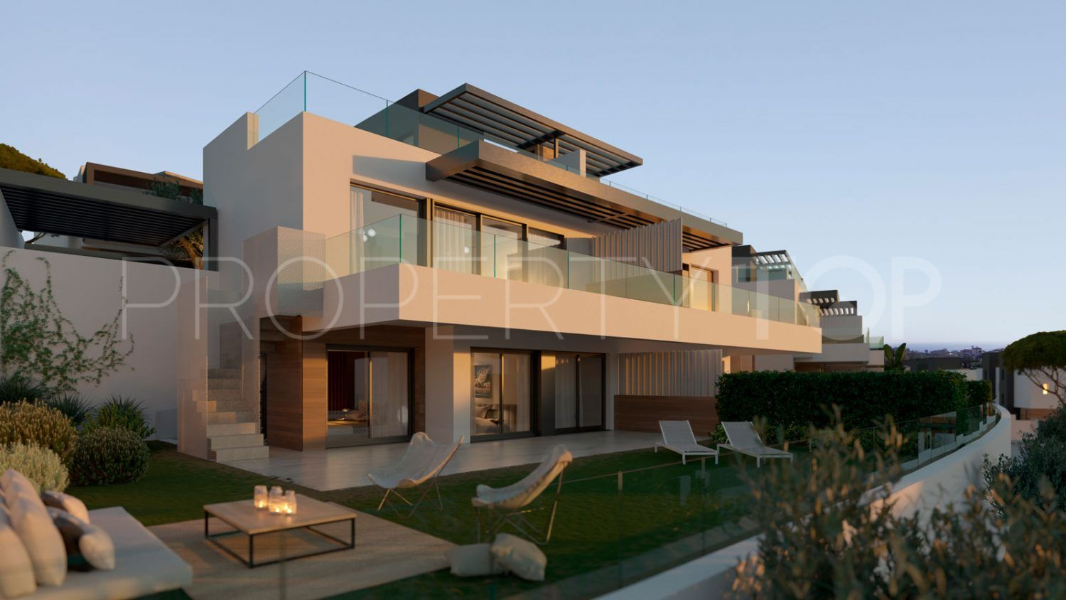 For Sale Semi Detached Villa In Estepona Berkshire Hathaway Homeservices Marbella