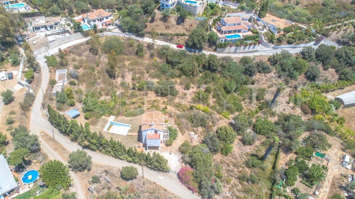 Carretera de Mijas - Baja plot for sale | Your Property in Spain