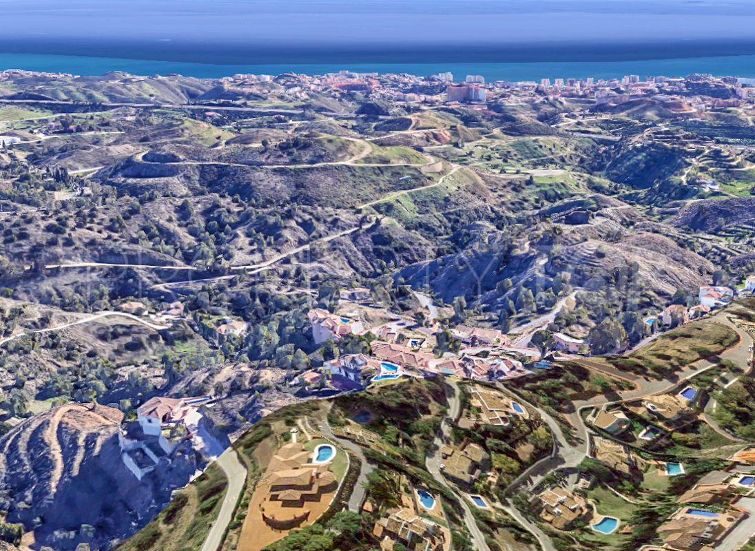 Mijas Pueblo plot for sale | Your Property in Spain