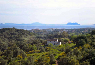 Estepona, Unique 165,000m2 estate with project for a 2.180 m2 villa for sale near Marbella