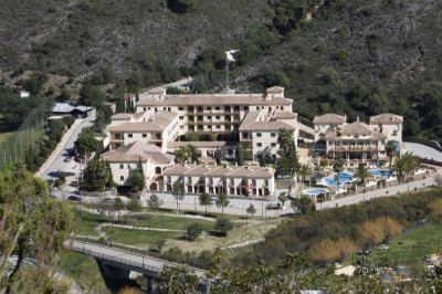 Benahavis, Award winning hotel for sale in picturesque village of Benahavis