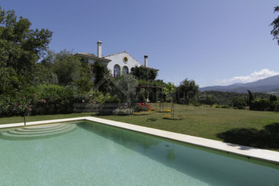 Gaucin, 9 bed country house in idyllic setting for sale in Gaucin