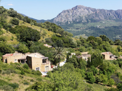 Gaucin, Beautiful 6 bedroom country house ideal for keeping horses for sale in Gaucin