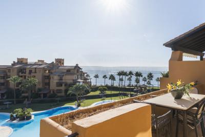 Estepona, Luxury sea views apartment for sale at Granados del Mar, Estepona