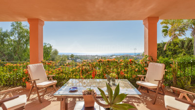Benahavis, The Best Frontline Golf Villa Opportunity In Los Flamingos