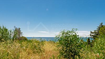 Estepona, Parcela con magníficas vistas al mar en Don Pedro- Estepona