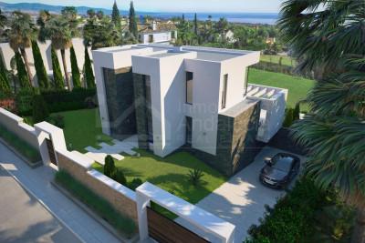 Benahavis, Brand new luxury four bedroom villa for sale in Mirador del Paraiso, Benahavis