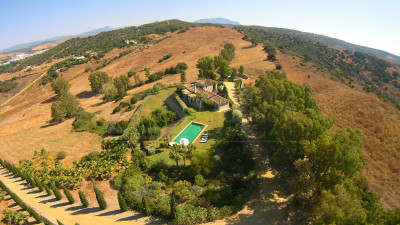 Sotogrande, Unique five-bedroom country house ideal for equestrian activities for sale near Sotogrande