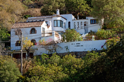 Casares, Delightful 3-bed country house with separate 1-bed guest apartment for sale in Casares