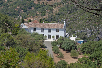 Casares, Magnificent 10 bedroom country estate for sale in Casares