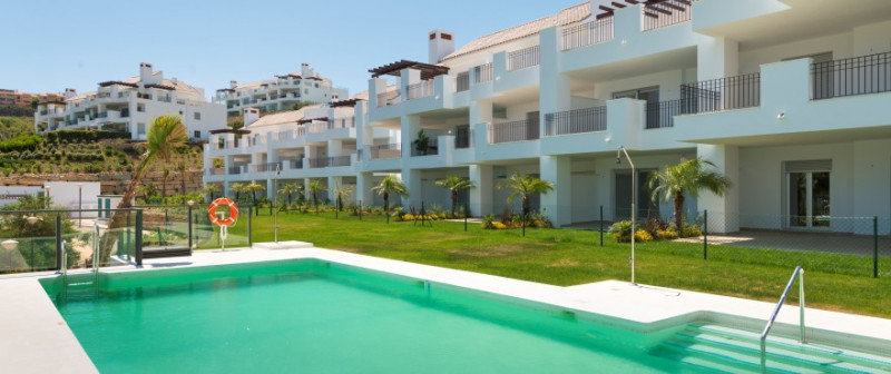 Mooi appartement in Marbella East