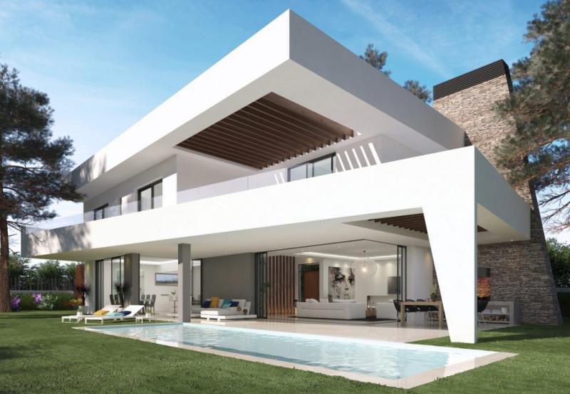 Luxueuze villa met zwembad in Marbella East