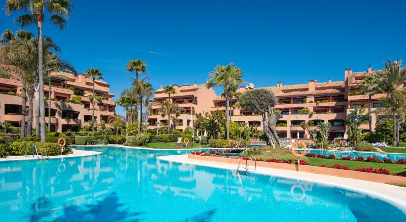 Appartement op de begane grond in Marbella - Puerto Banus