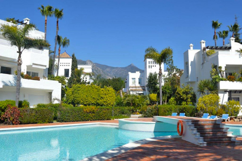 Appartement in Marbella Golden Mile