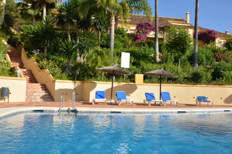 Ruim herenhuis in Marbella East