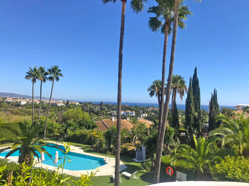 Apartment in Marbella Golden Mile