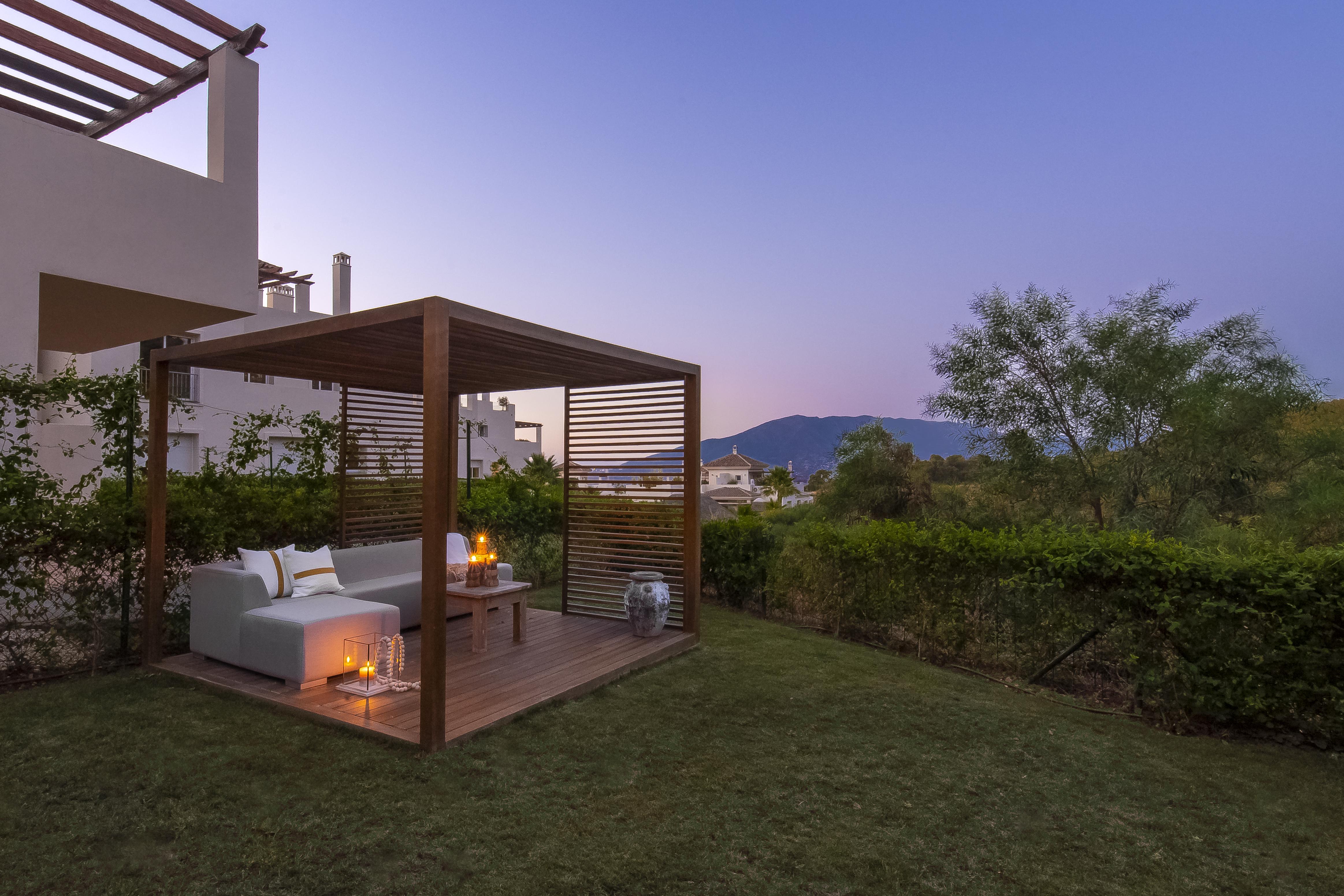 Penthouse i Marbella Este