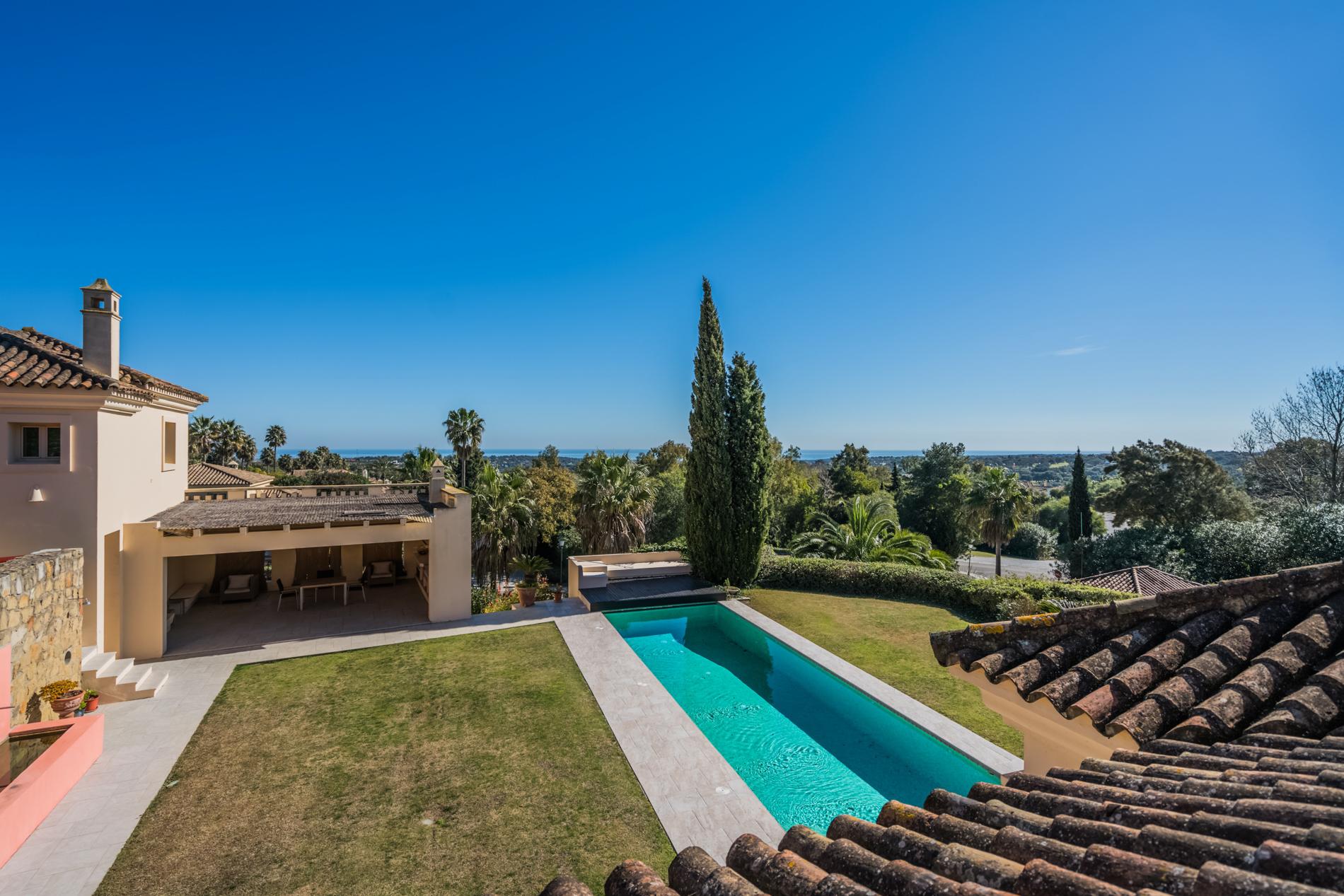 Villa in Almenara Golf