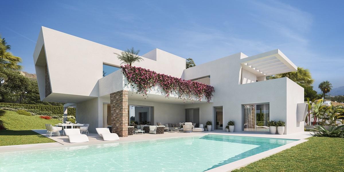 Villa in Monte Biarritz