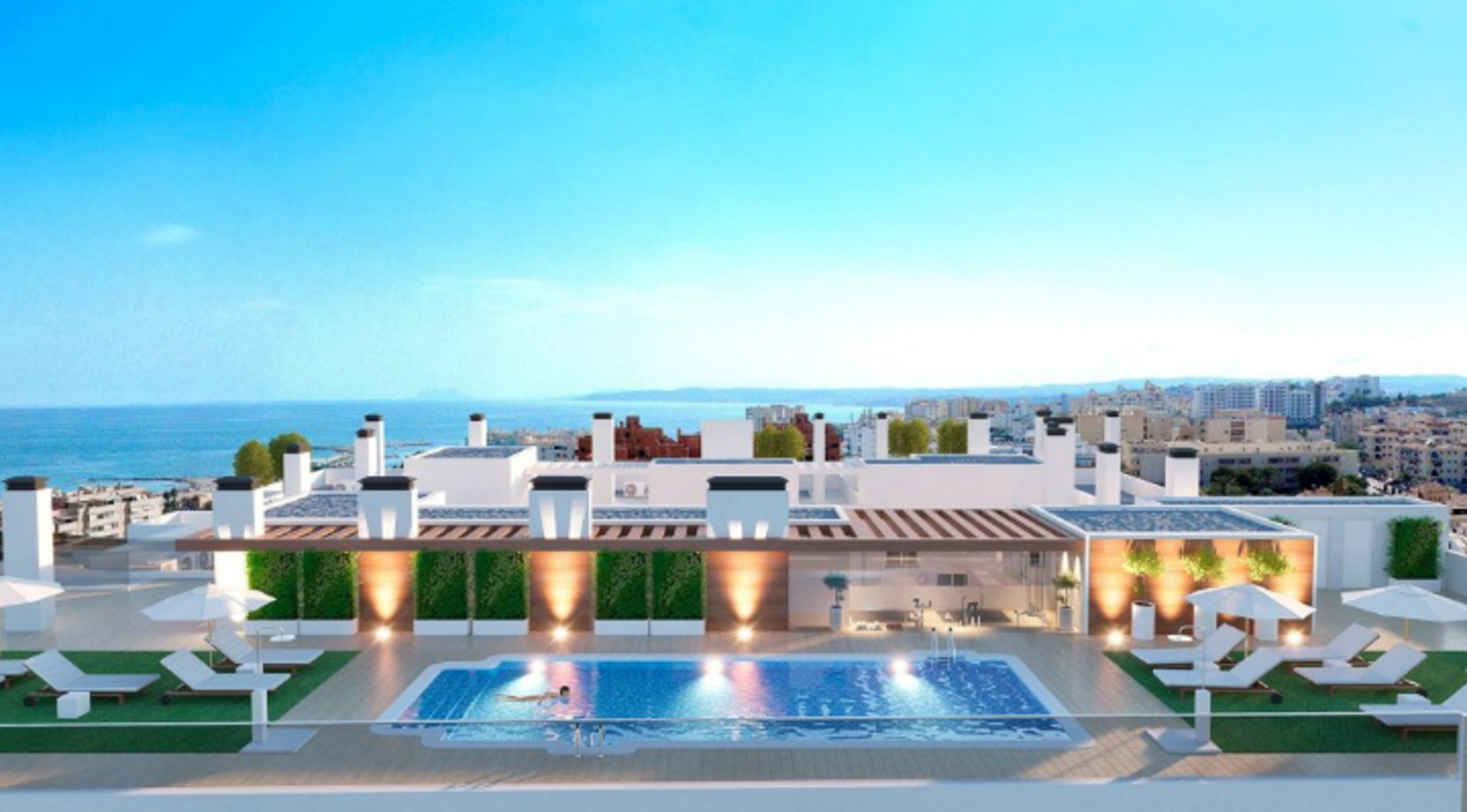 Apartment in Estepona Centro