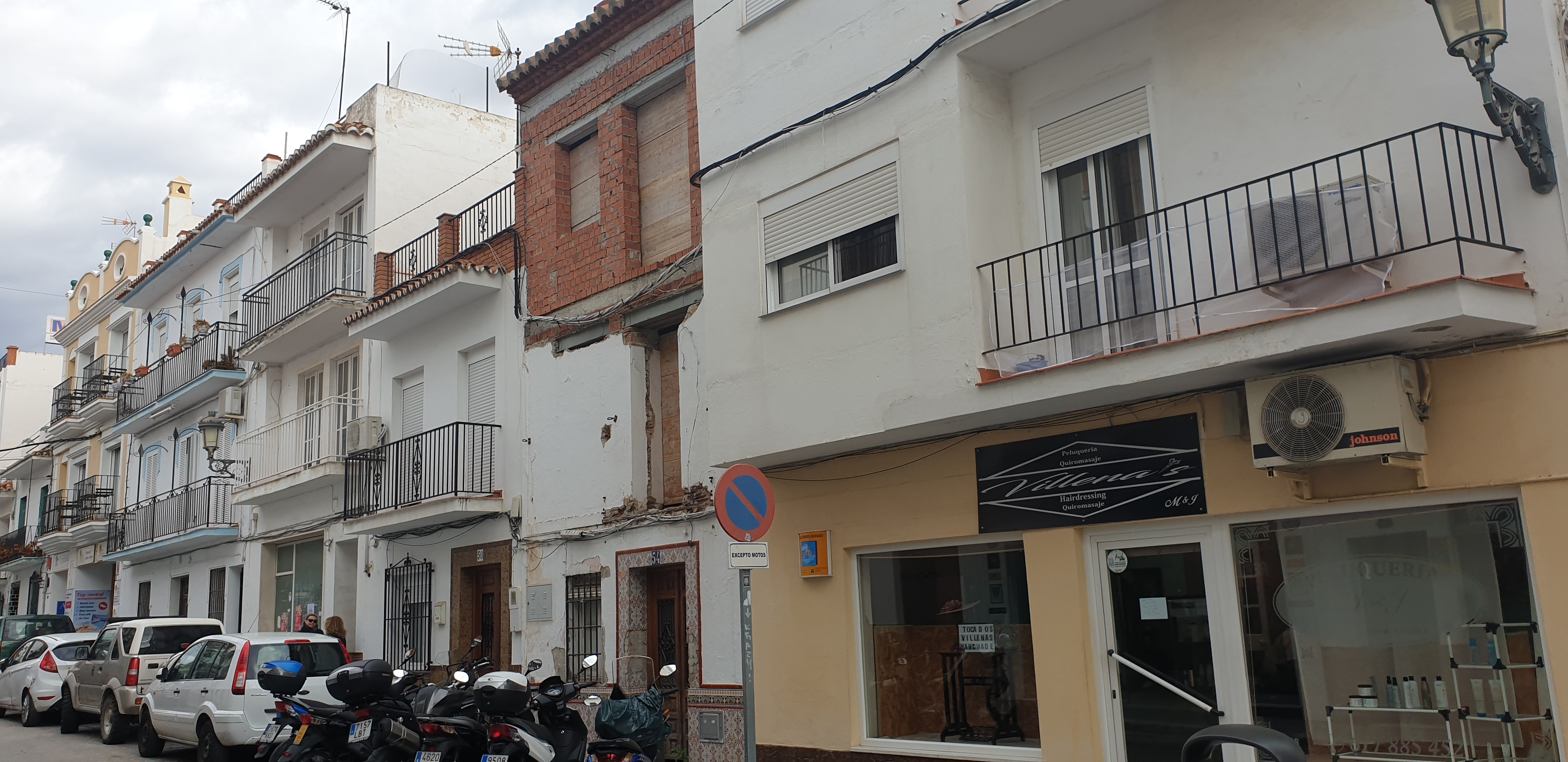 Townhouse in Centro