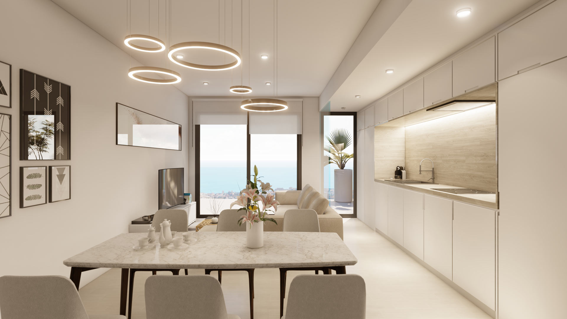 Apartment in Montealto