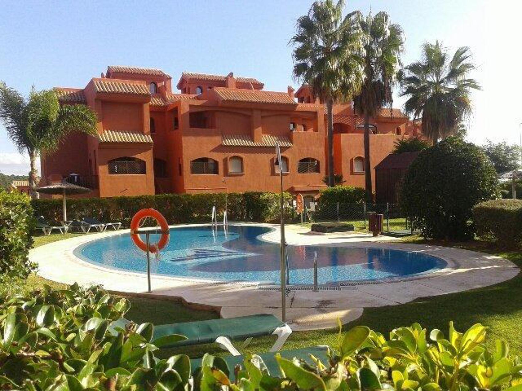 Lägenhet i La Galera Park