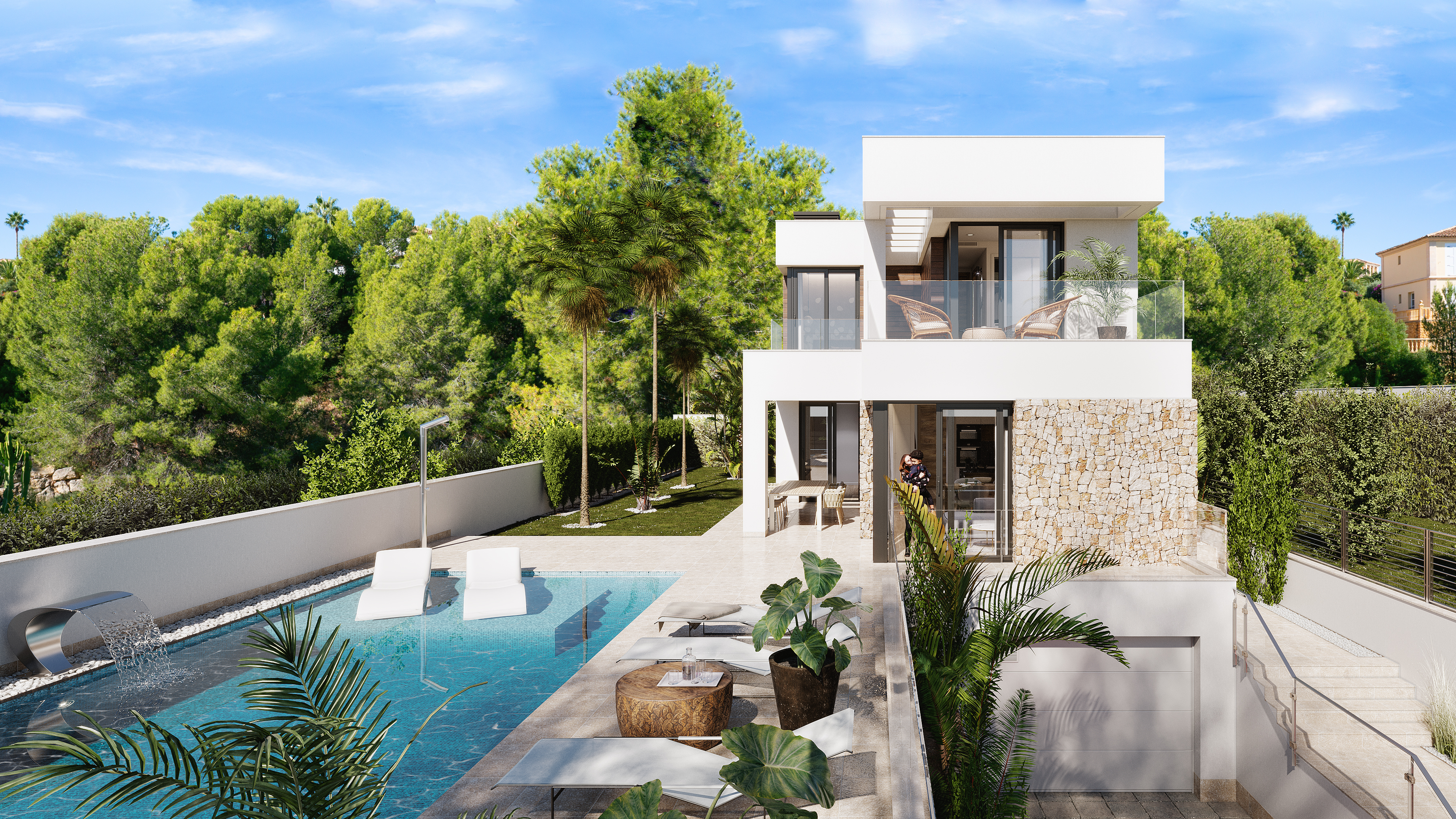 Villa i Finestrat