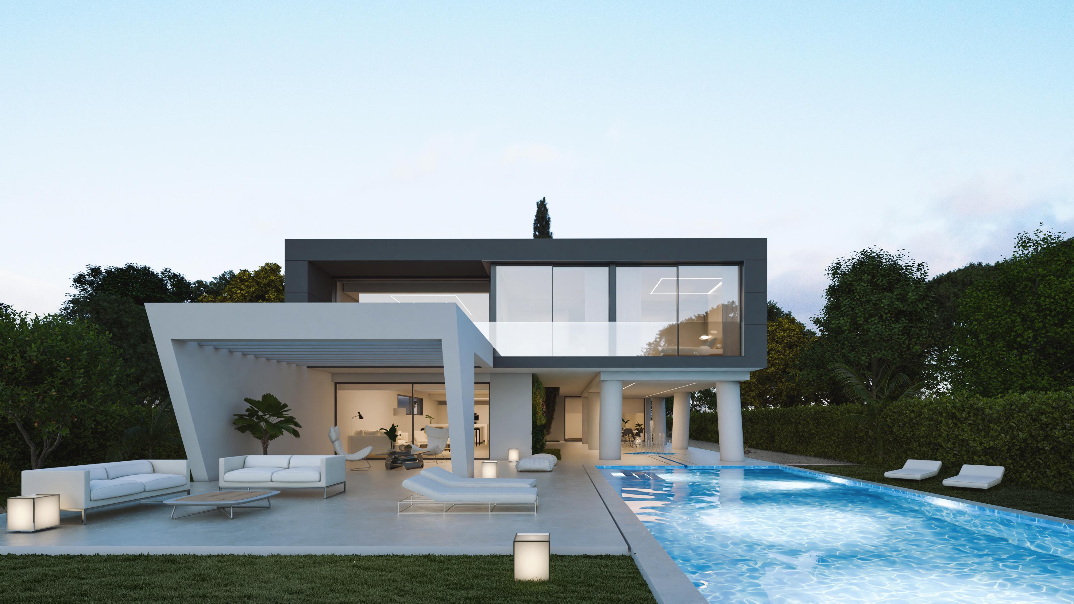 Villa i Murcia