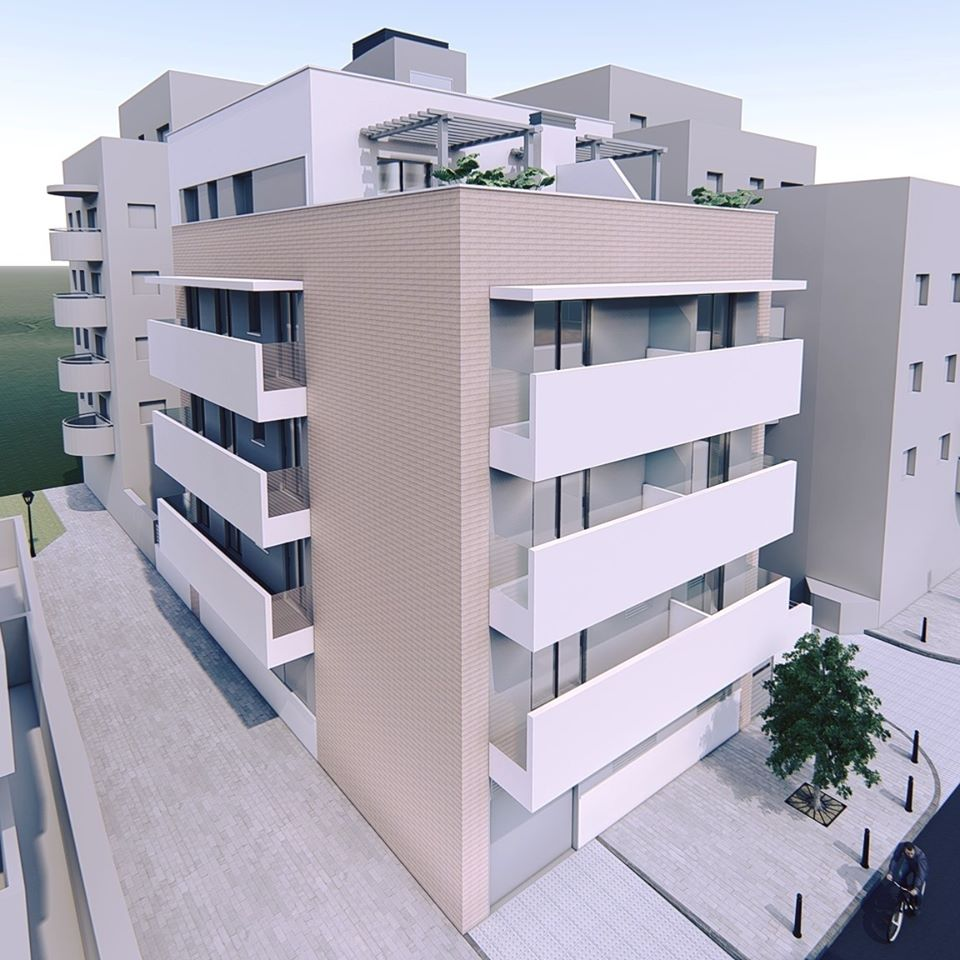Penthouse in Los Boliches