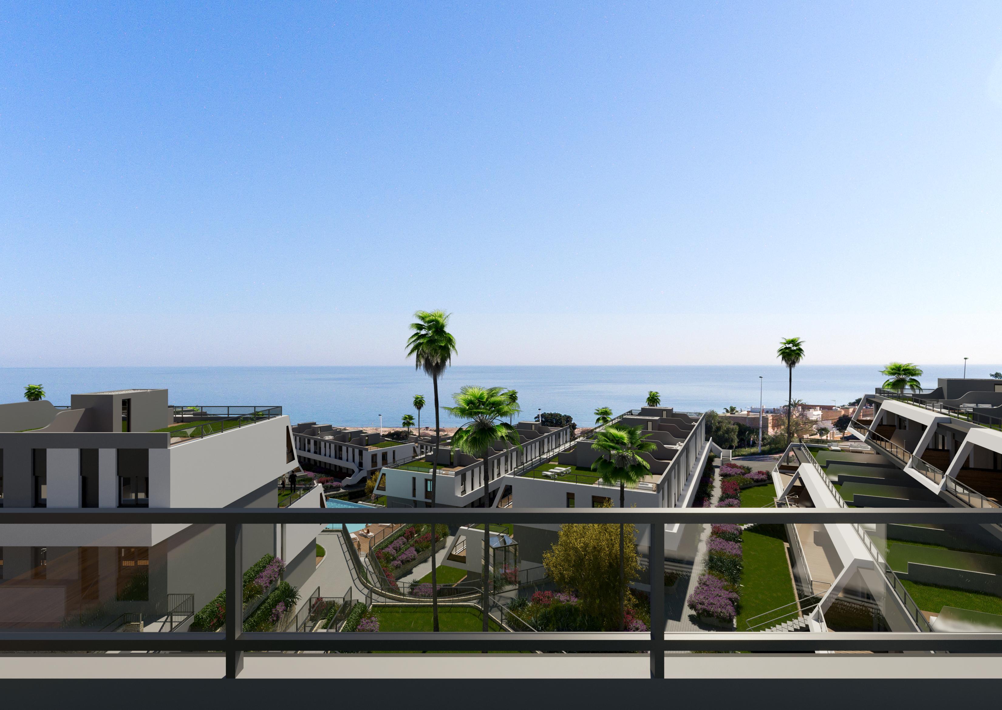 Lägenhet i Gran Alacant