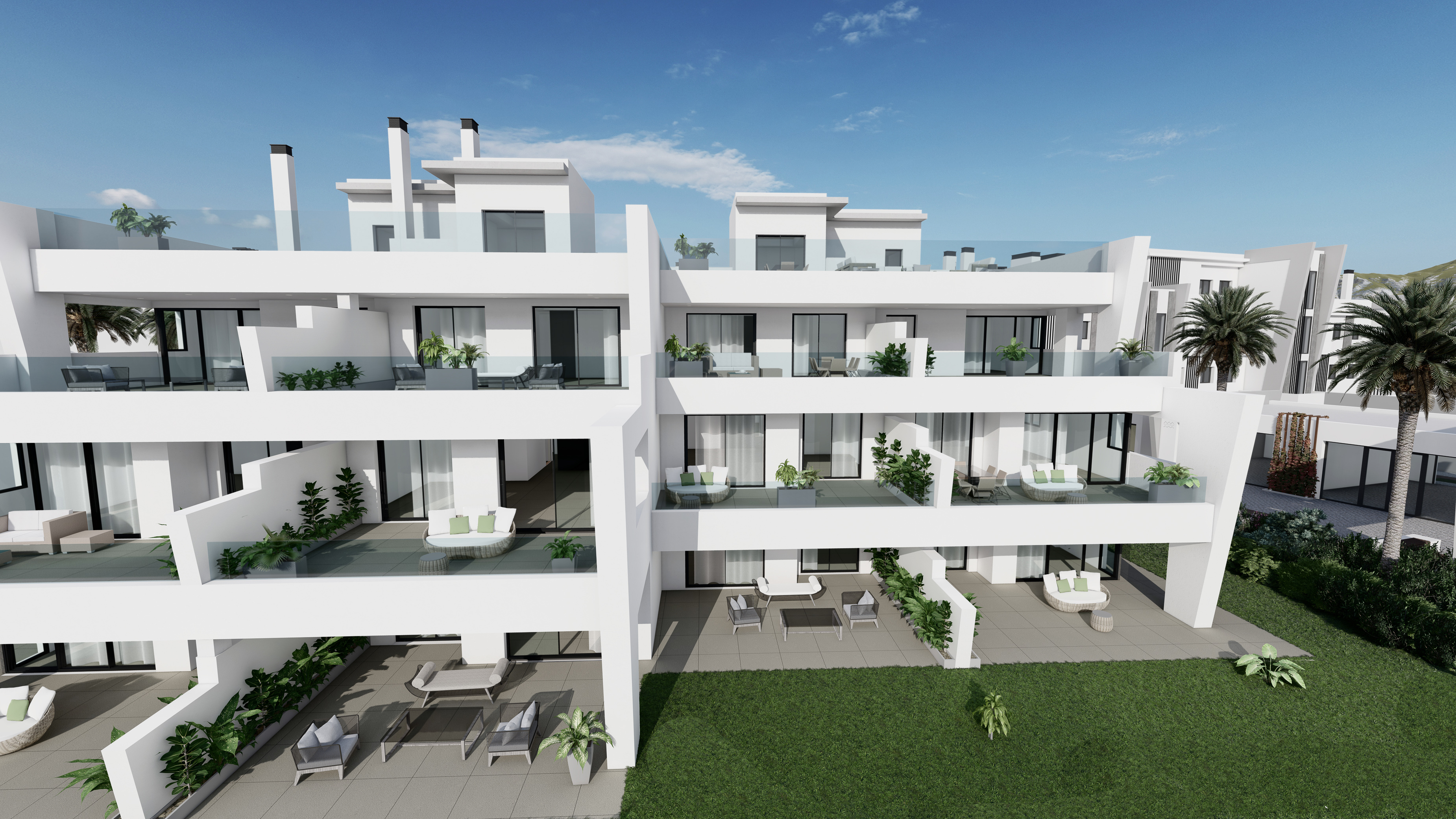 Apartment in Estepona Hills