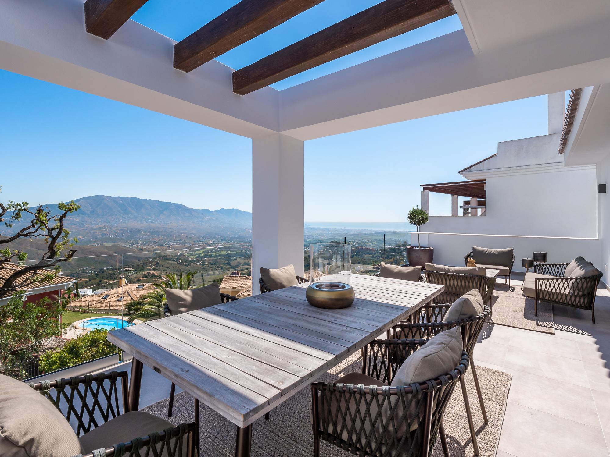 Villa i Marbella Este