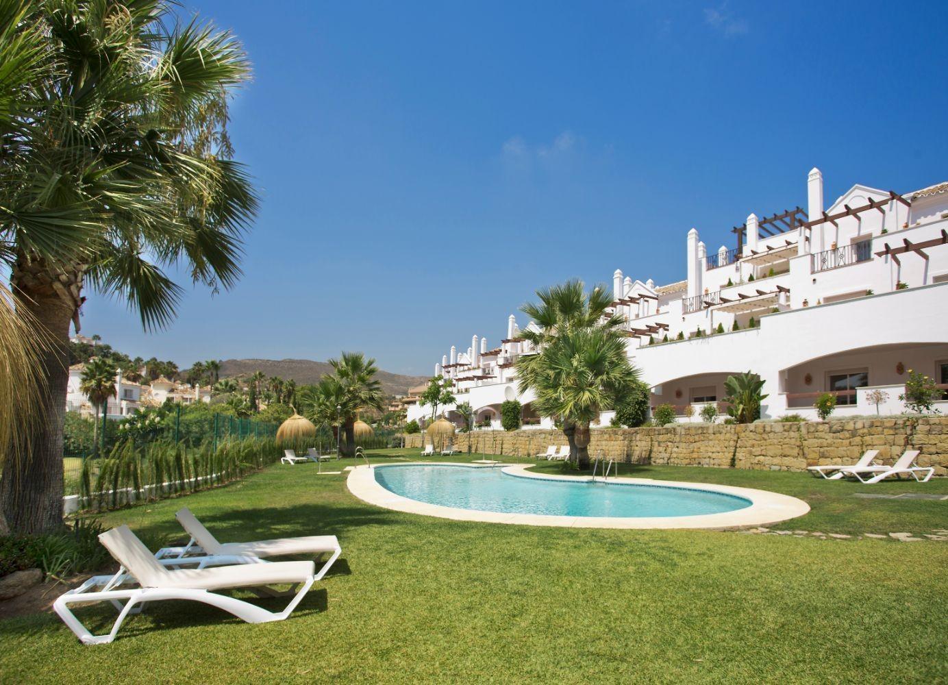 Penthouse i Nueva Andalucia