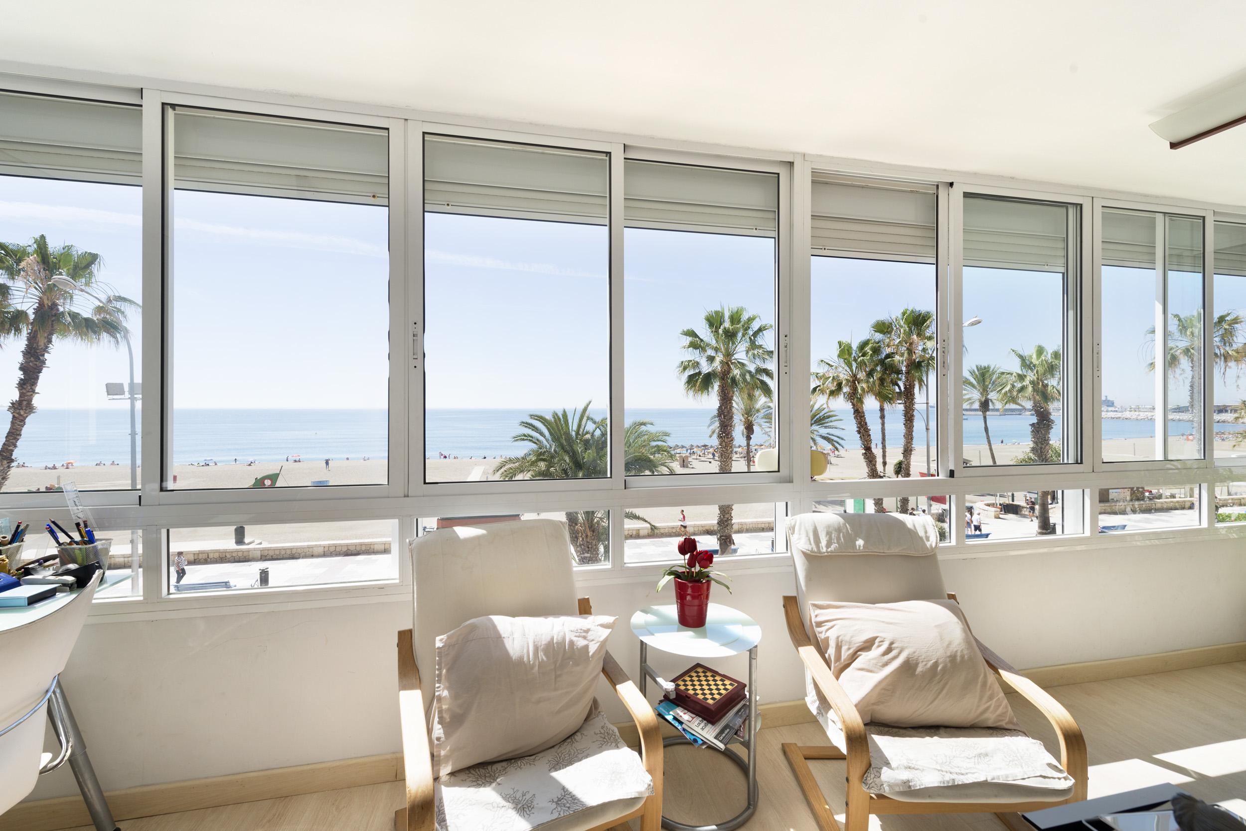 Lägenhet i Malaga