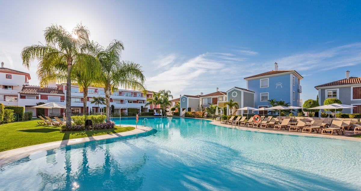 Lägenhet i Cortijo del Mar
