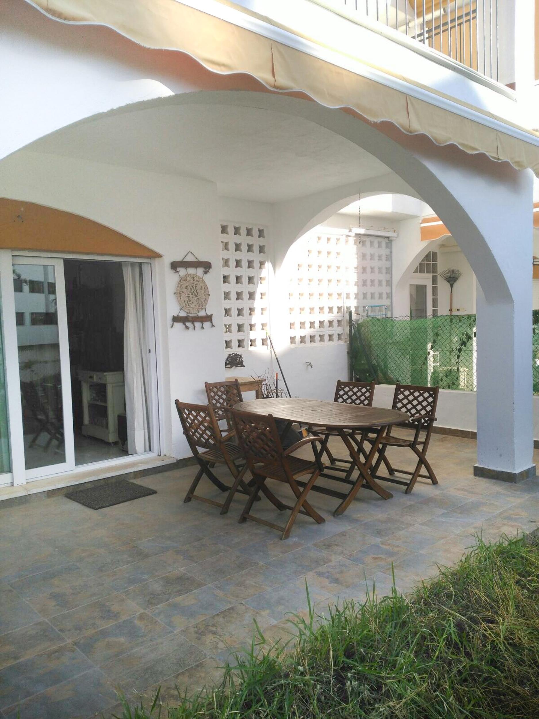 Lägenhet i Estepona Puerto
