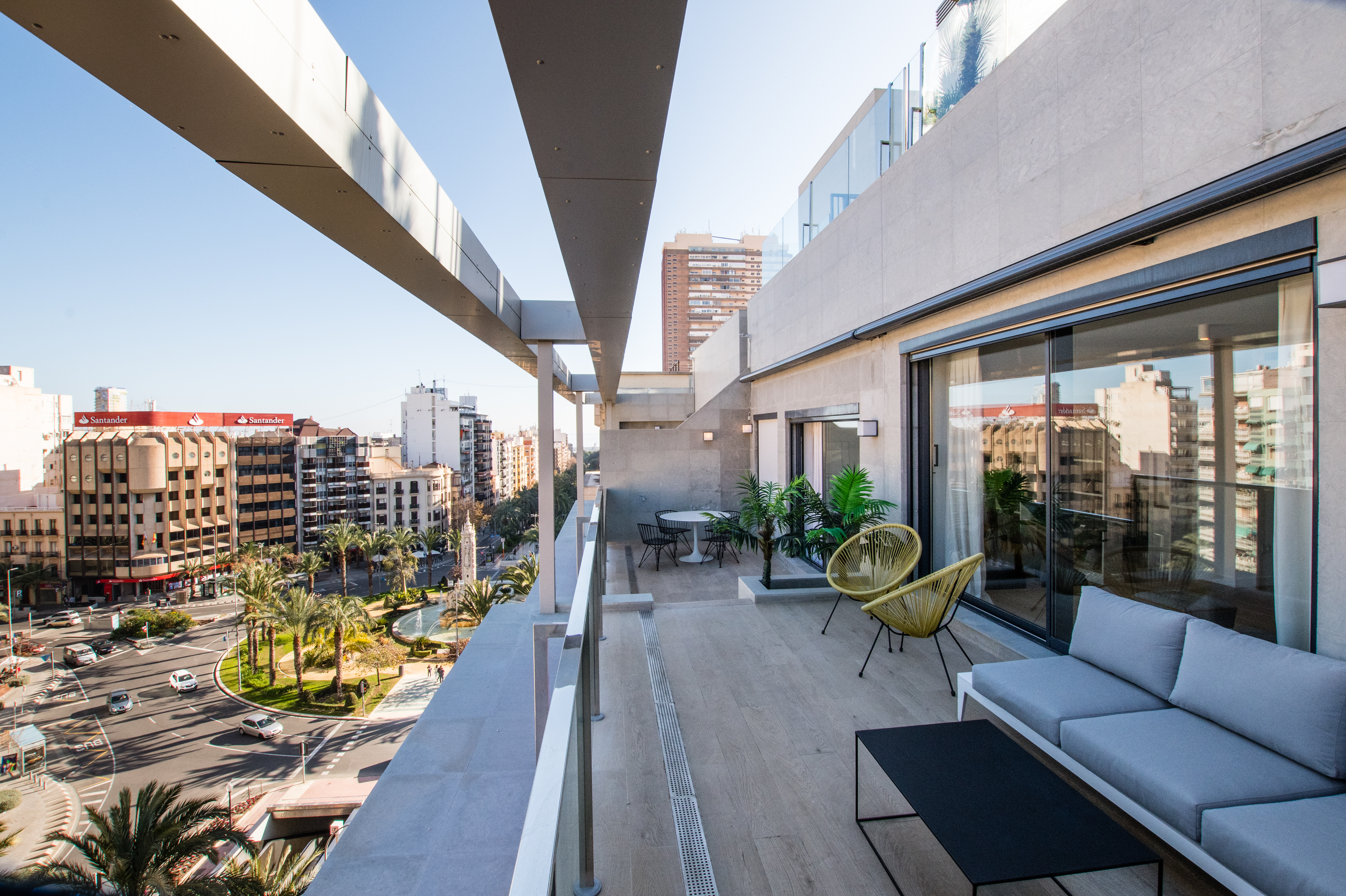 Penthouse in Alacant