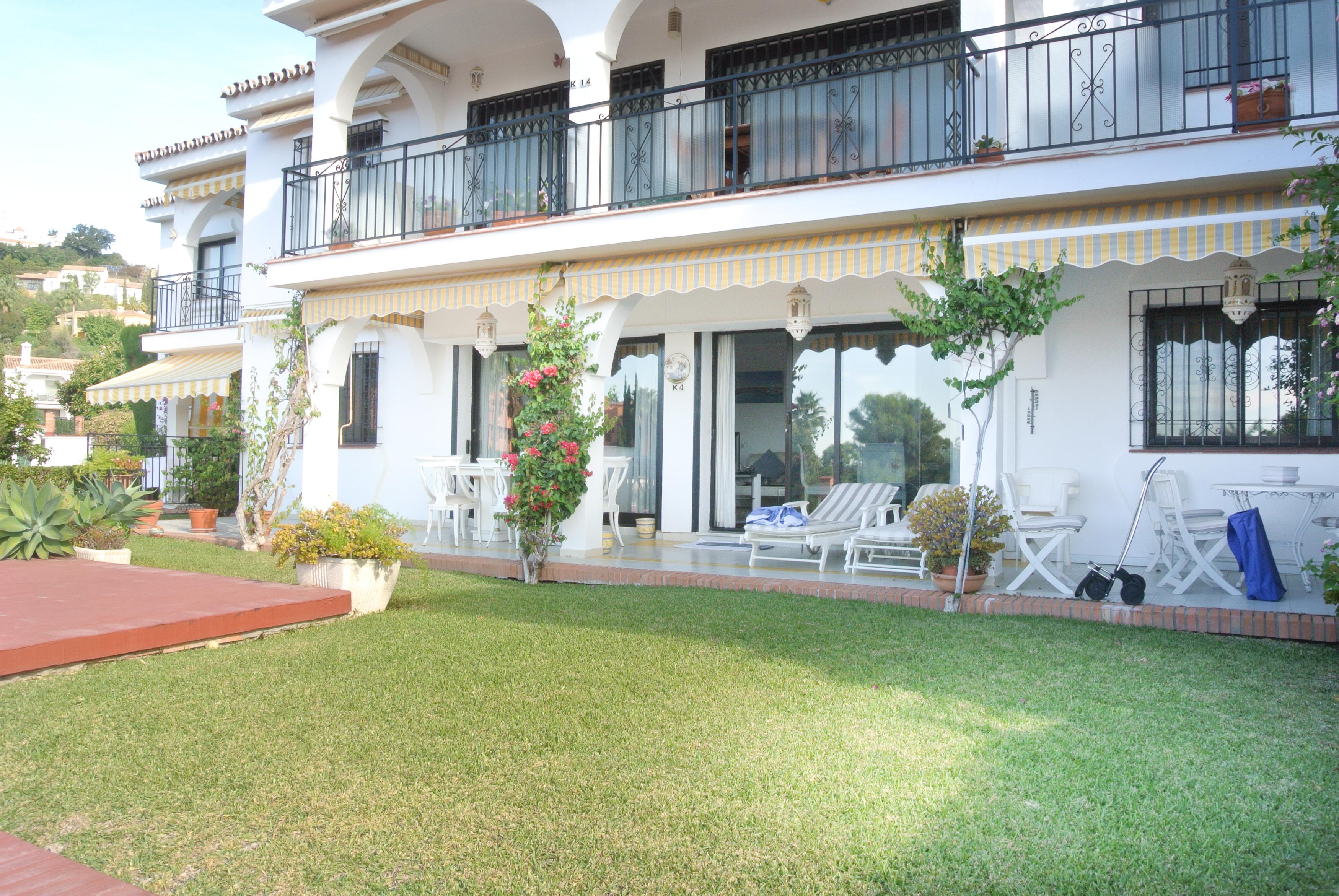 Lägenhet i El Paraiso