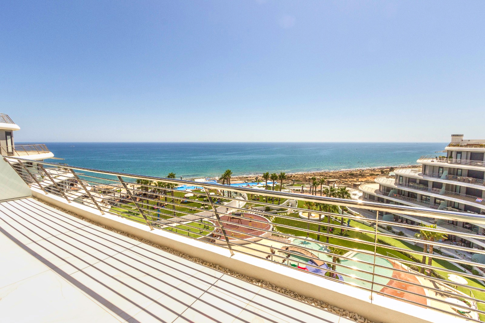 Penthouse i Arenales del Sol