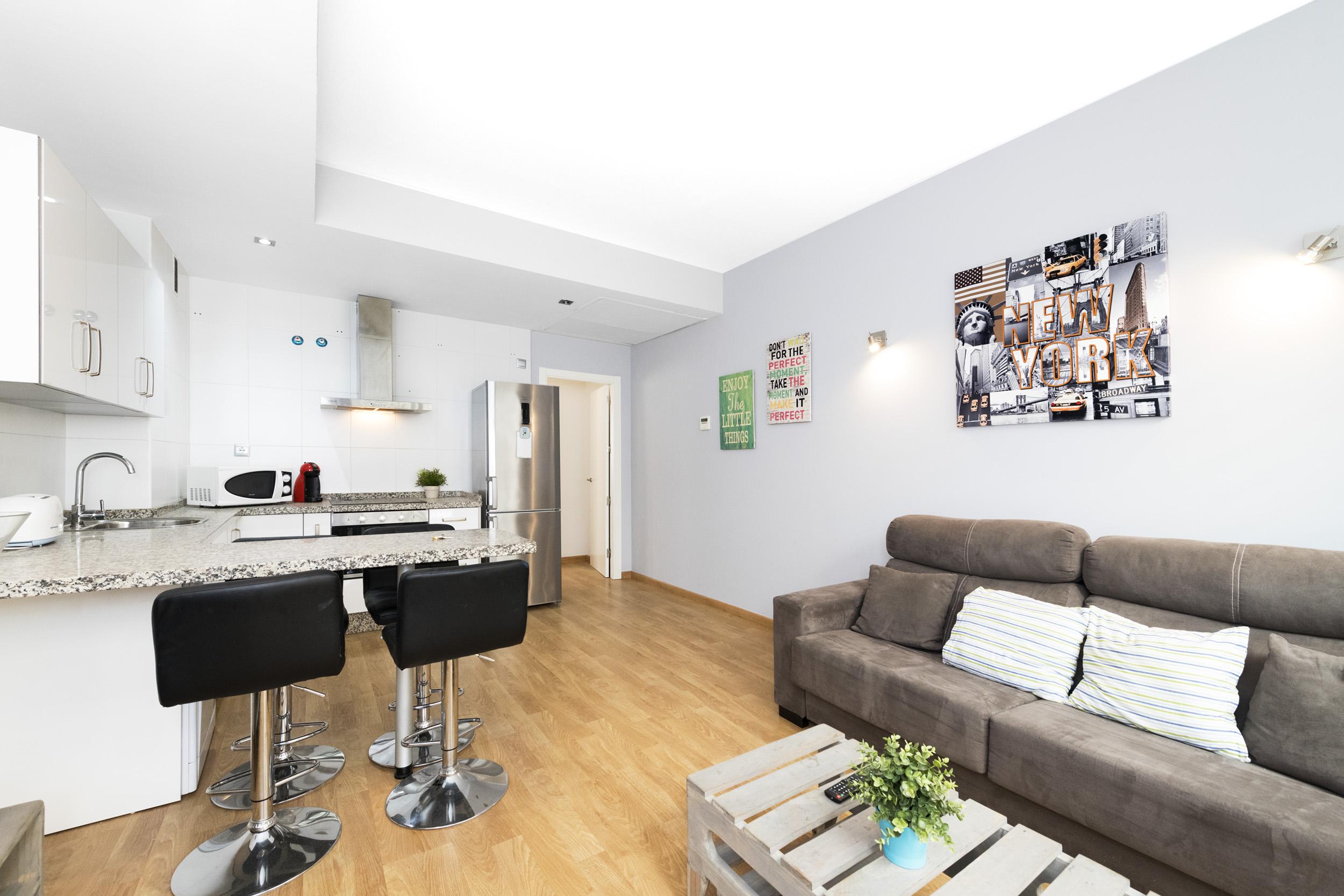 Apartment in Malaga - Bailén-Miraflores