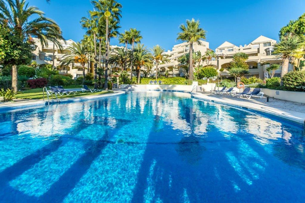 Apartment in Marbella Este