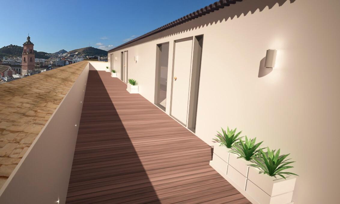 Lägenhet i Malaga - Centro