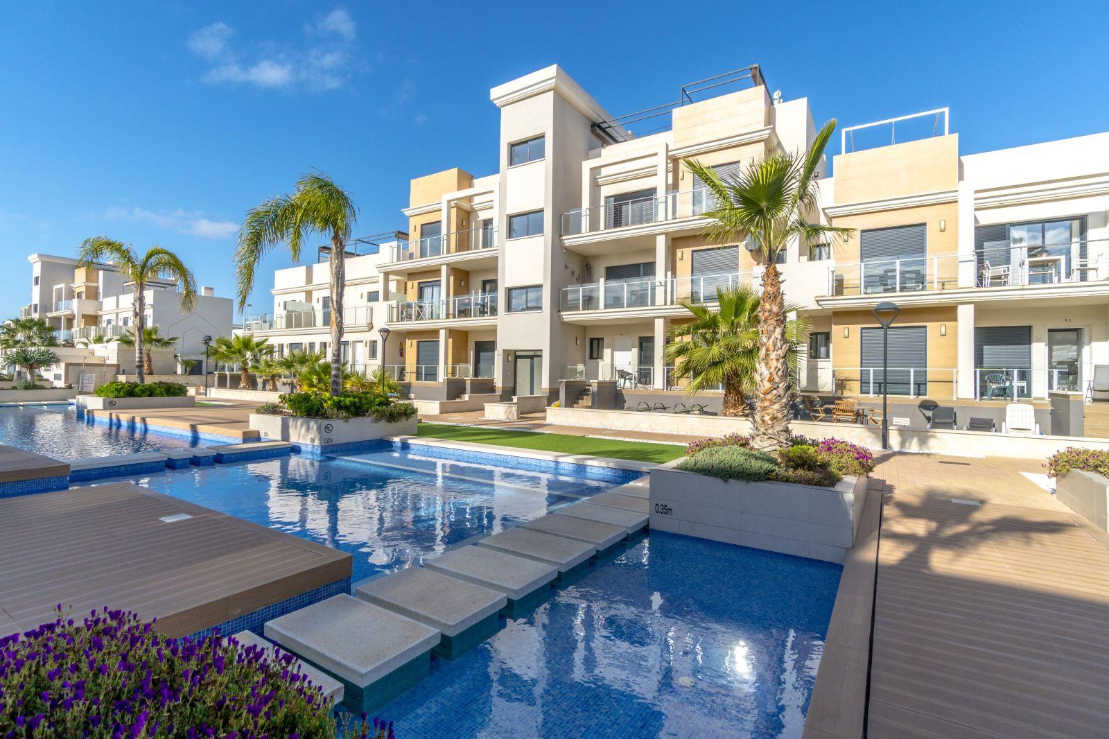 Lägenhet i La Zenia