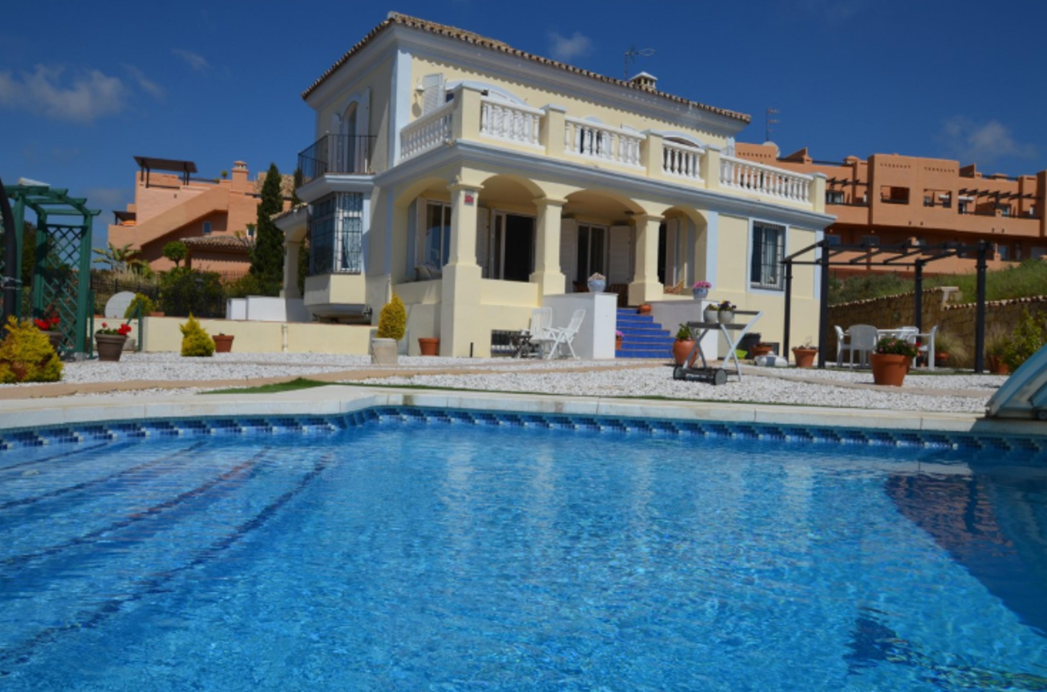 Villa i Casares Playa