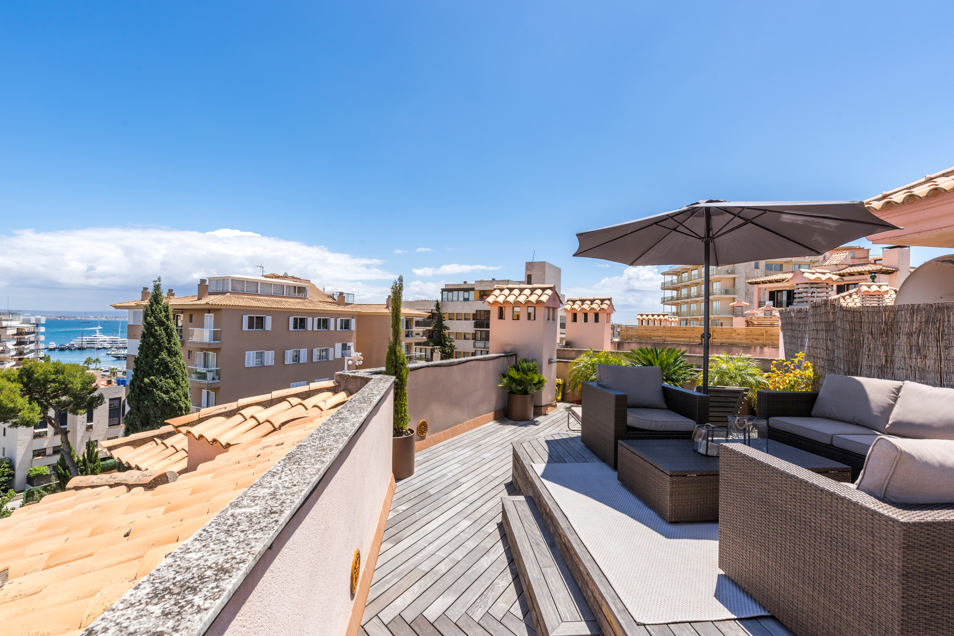 Penthouse in El Terreno